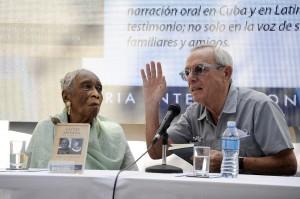 Falleció la destacada narradora oral Haydée Arteaga Rojas